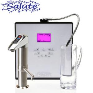 Ionizzatore d'acqua alcalina: la vera acqua alcalina ionizzata: anti-ossidante, microstrutturata, alcalina, ricca di ossigeno, depurata, direttamente dal rubinetto di casa.
